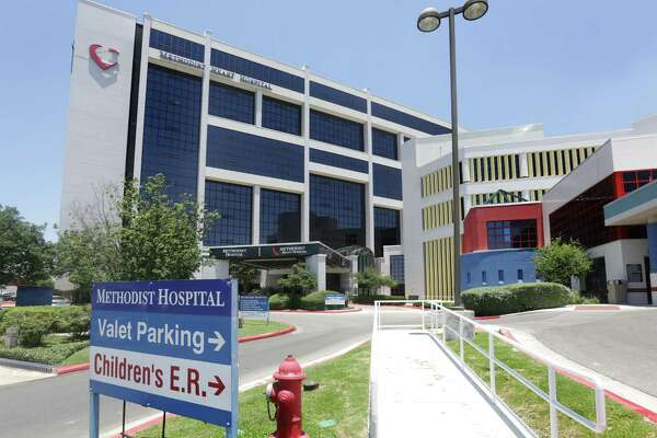 Methodist Hospital on Floyd Curl Drive is one of several hospitals in the Methodist Healthcare System in San Antonio.