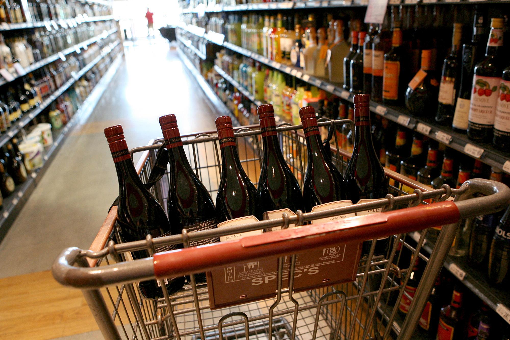 Readers\' Choice: Best Liquor/Wine Store - San Antonio Express-News