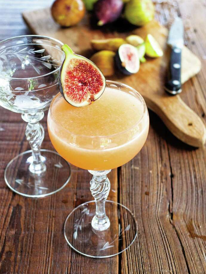 "A Fig Daiquiri recipe can be found in David Alan's ""Tipsy Texan: Spirits and Cocktails from the Lone Star State."" Photo: Courtesy Aimee Wenske"