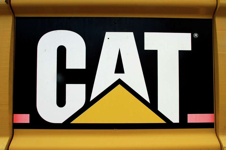 Caterpillar is from Illinois. That shouldn't be a surprise.  Photo: Seth Perlman, STF / AP