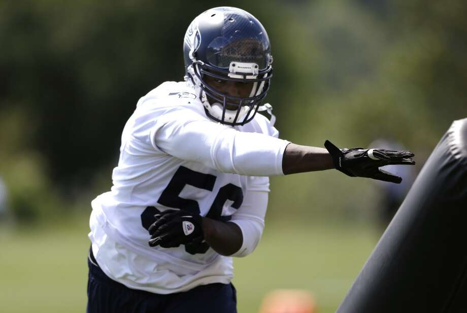 On the injuries that could linger into training camp (continued):''(Carpenter) should be healthy, and it's just a matter of us getting him in shape. And we'll be very careful to make sure we don't rush him along, as the same with Chris Clemons. Everybody would like to get (Carpenter) back the first day of camp, but that's not important to me -- we'll get him back when he's ready and when he really can endure it.  ''It was interesting today -- I'm not sure if you guys saw it -- but (defensive end) Cliff Avril (pictured) got back out for the first time today and got some practice snaps, which was great for him to get out there with us. It was probably a dozen plays, but he looked really good. And that's a good sign for him and for all of us going into the break, now that we know that he'll be back and ready to go.''