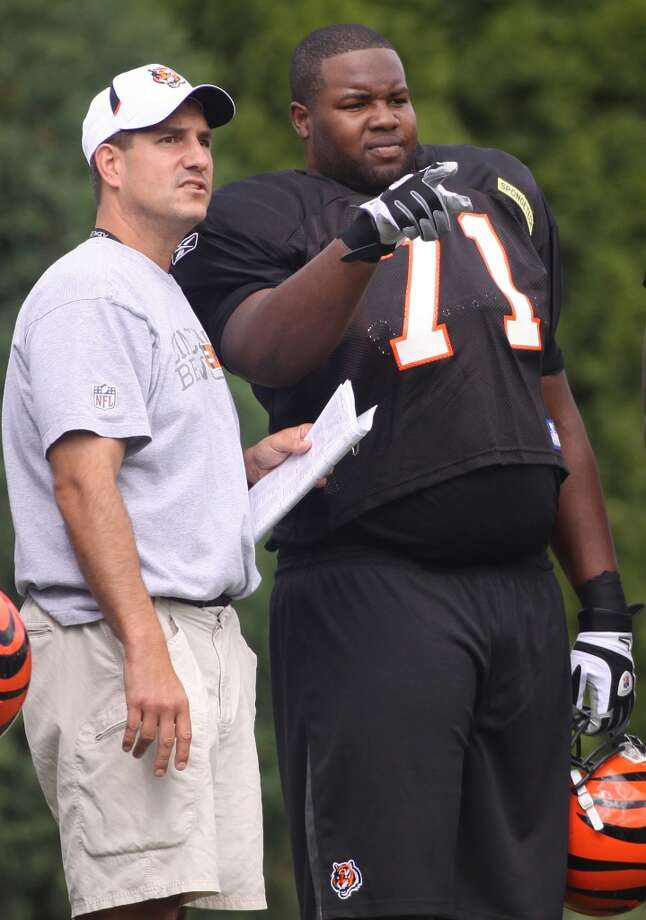 Andre SmithSigned three-year, $18 million deal with the BengalsLast year: Bengals Photo: Tony Tribble, AP