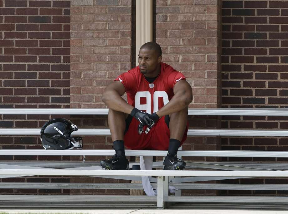 Osi UmenyioraSigned two-year, $8.5 million deal with the FalconsLast year: Giants Photo: John Bazemore, Associated Press