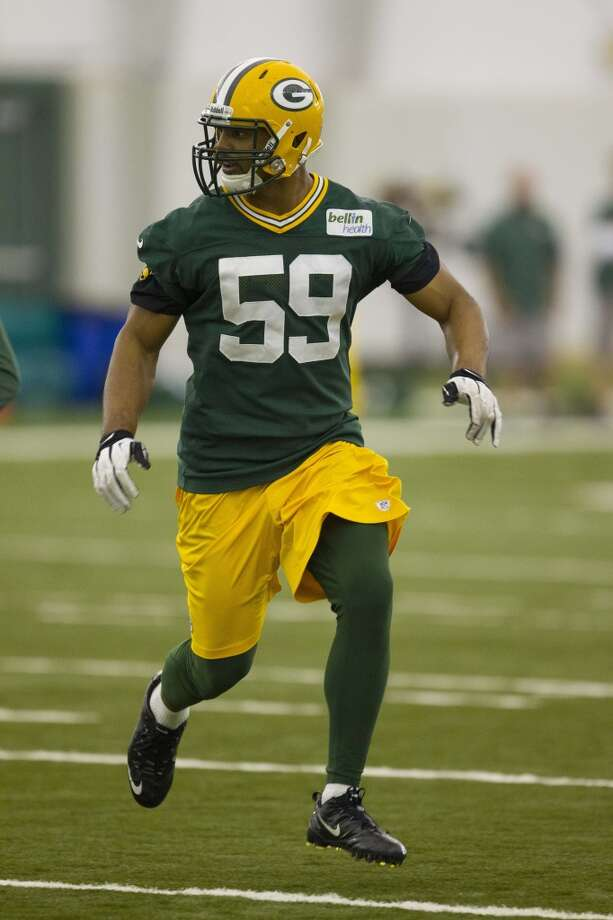 Brad JonesSigned three-year, $11.8 million deal with the PackersLast year: Packers Photo: MIKE ROEMER, Associated Press