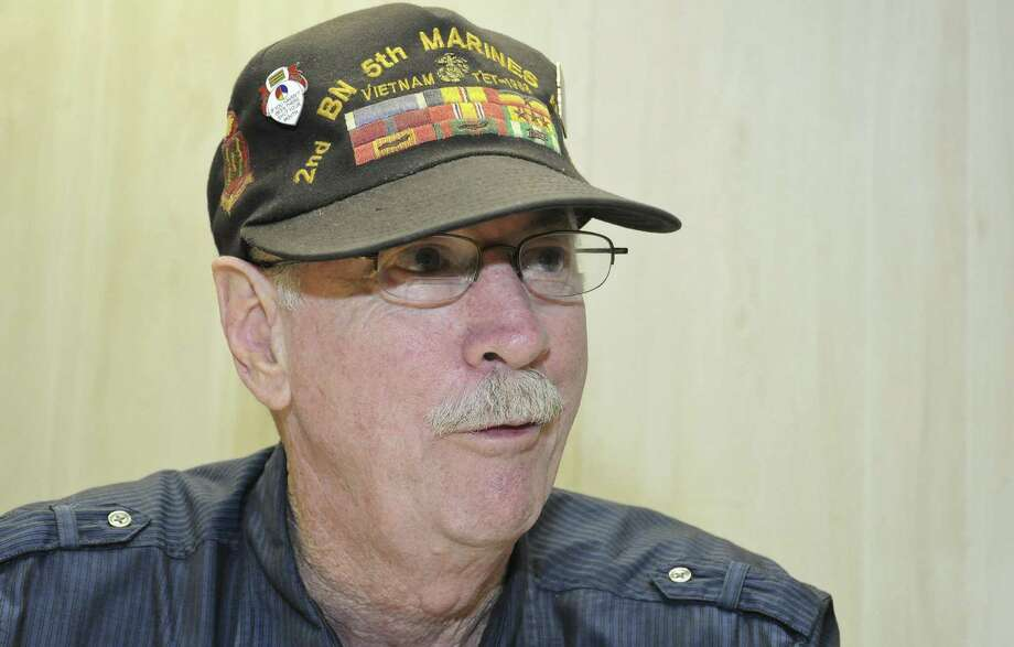 Vietnam vet Patrick Reilly will speak in Natalia.