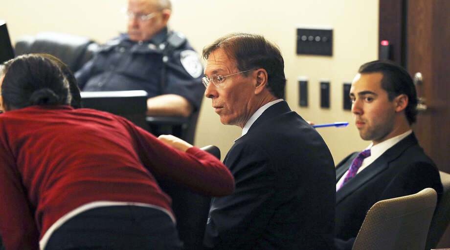 A patient is accusing Dr. Calvin Day of sexually assaulting her in his office in August 2010.