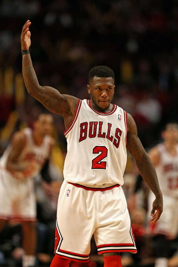 Nate Robinson, point guardPlayed for UW: 2002-05  Now plays for: Chicago Bulls (NBA)  Photo: Jonathan Daniel, Getty Images / 2013 Getty Images