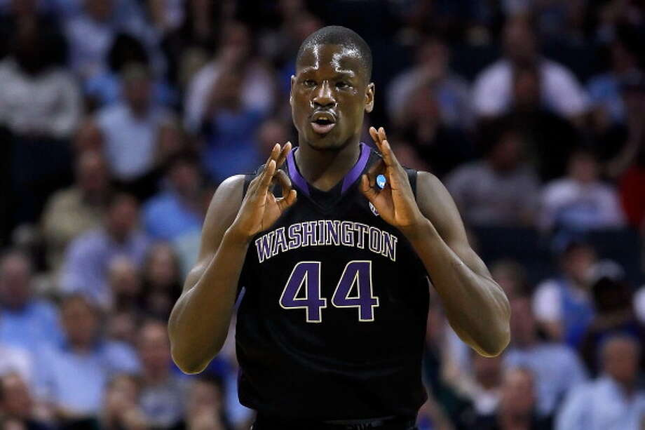 Darnell Gant, forwardPlayed for UW: 2007-12  Now plays for: Oberwart Gunners (German league)  Photo: Kevin C. Cox, Getty Images / 2011 Getty Images