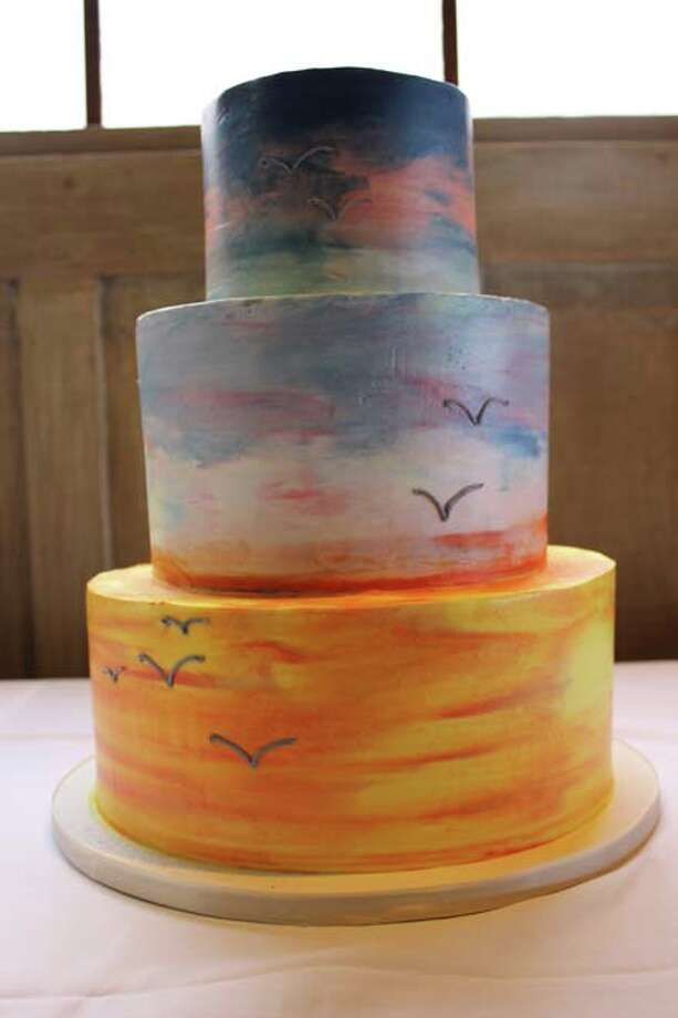 Sunset by Cake Coquette.