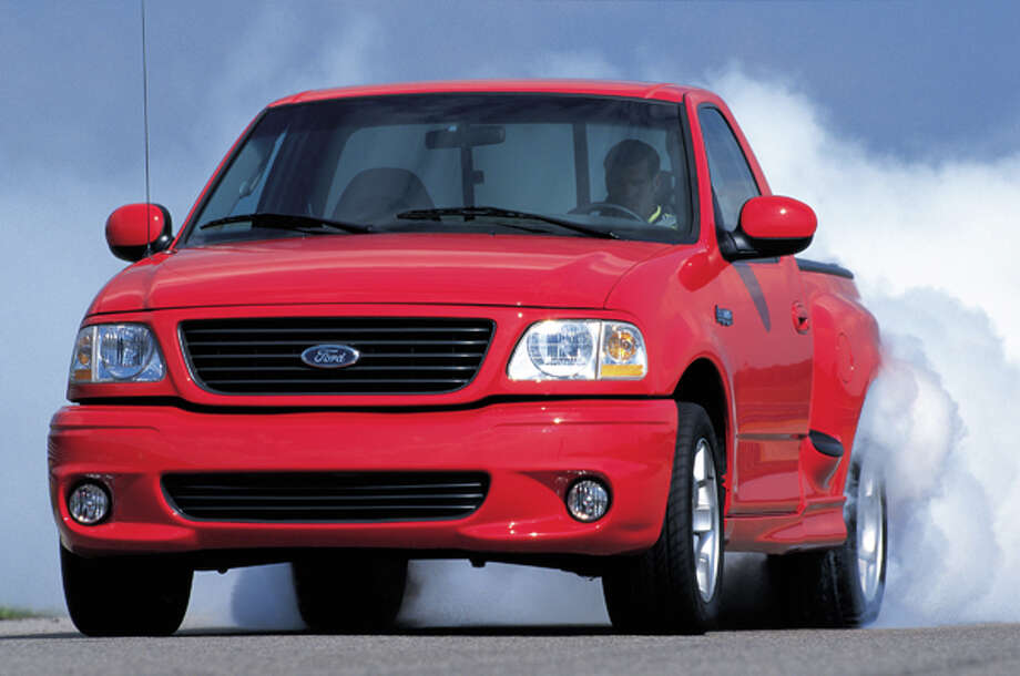 2001 Ford SVT F-150 Lightning. Photo: Ford, Wieck / © 2012 Ford Motor Company  © 2012 Ford Motor Company