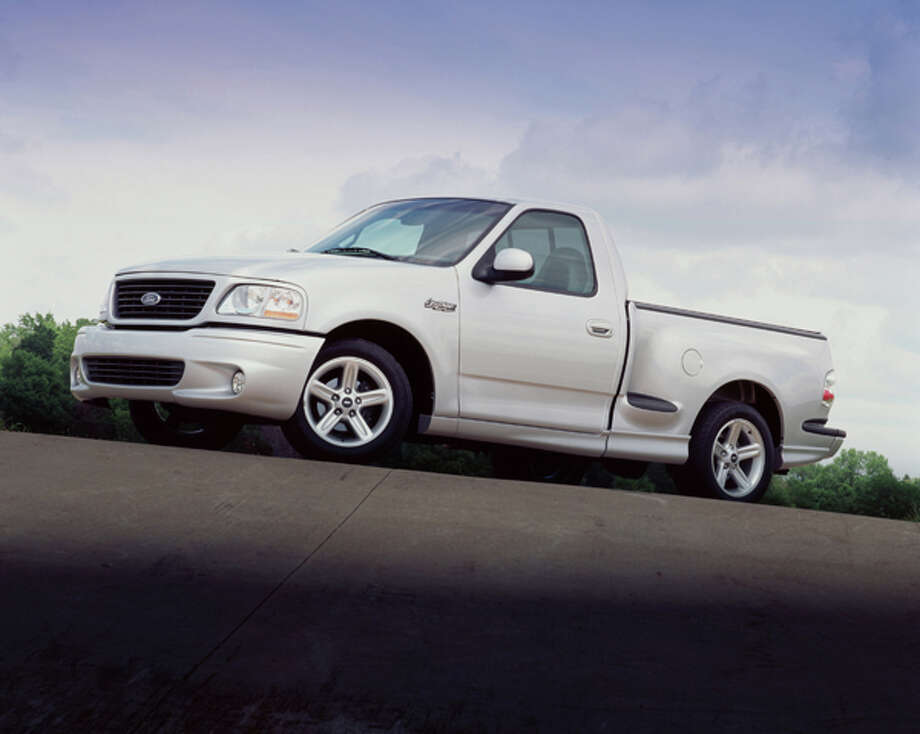 2004 Ford SVT Lightning; Adrenalin's performance is inspired by the best-selling performance truck in history, the legendary Ford SVT F-150 Lightning. Photo: Ford, Wieck / Ford