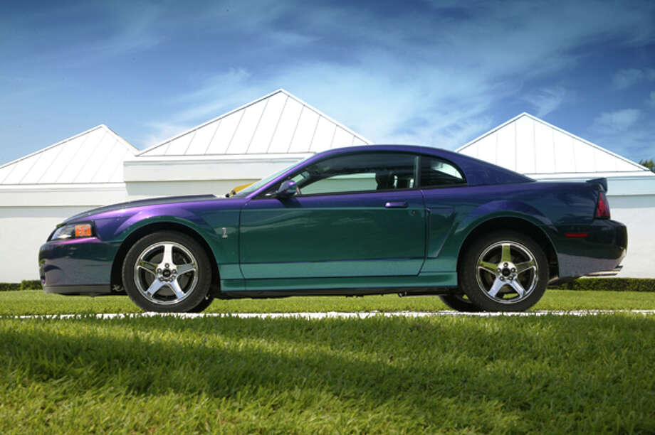 2004 SVT Mustang Cobra. (02/08/12) Photo: Ford, Wieck / © 2012 Ford Motor Company  © 2012 Ford Motor Company