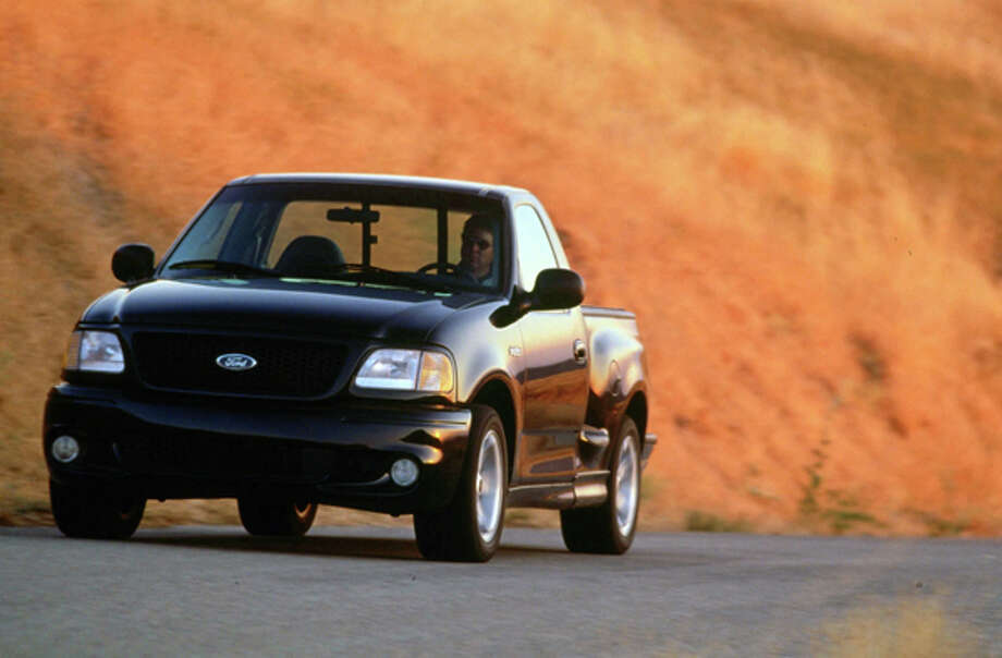 2000 Ford SVT F-150 Lightning. (02/08/12) Photo: Ford, Wieck / © 2012 Ford Motor Company  © 2012 Ford Motor Company