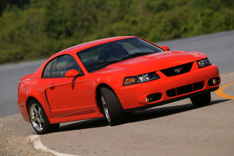 2004 Ford SVT Mustang Cobra. Photo: Ford, Wieck / Ford