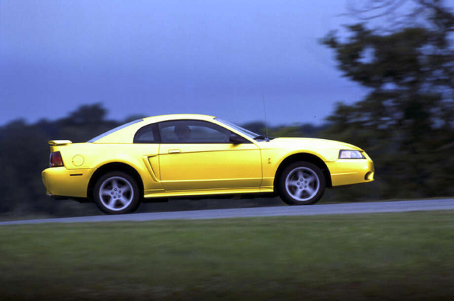 2001 Ford SVT Mustang Cobra. Photo: Ford, Wieck / Ford