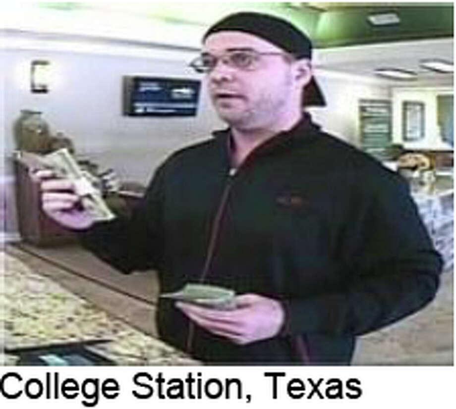 Surveillance photo Photo: FBI