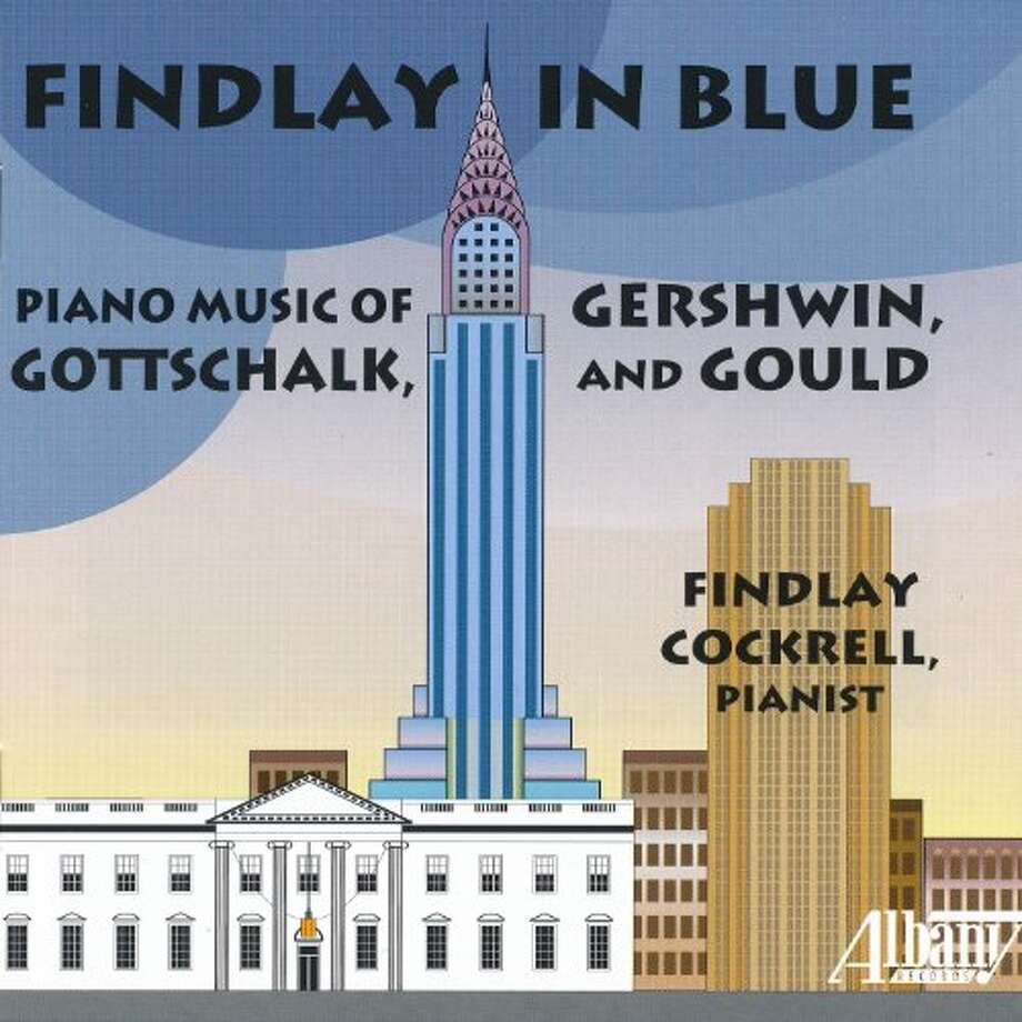 "Findlay Cockrell's ""Findlay in Blue"" (Albany Records)"