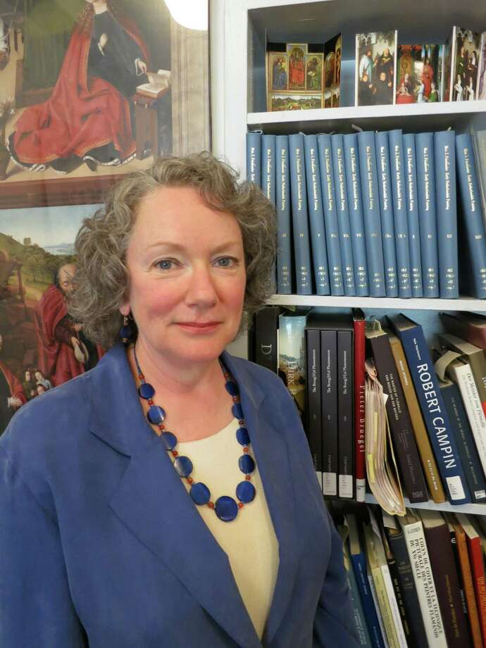 Maryan Ainsworth, of Old Greenwich, is curator of European Paintings at the Metropolitan Museum of Art'. Photo: Contributed Photo