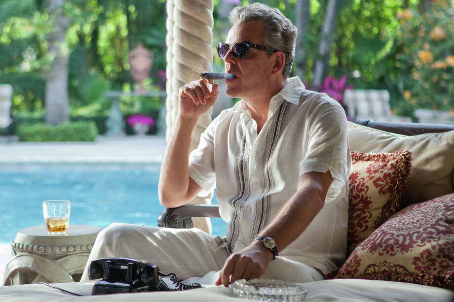 "This publicity image released by Starz, shows Danny Huston in a scene from the second season of the series ""Magic City,"" set in Miami, Fla.  The second season premieres Friday, June 14 at 9 p.m. on Starz. (AP Photo/Starz, Justina Mintz) Photo: Justina Mintz"