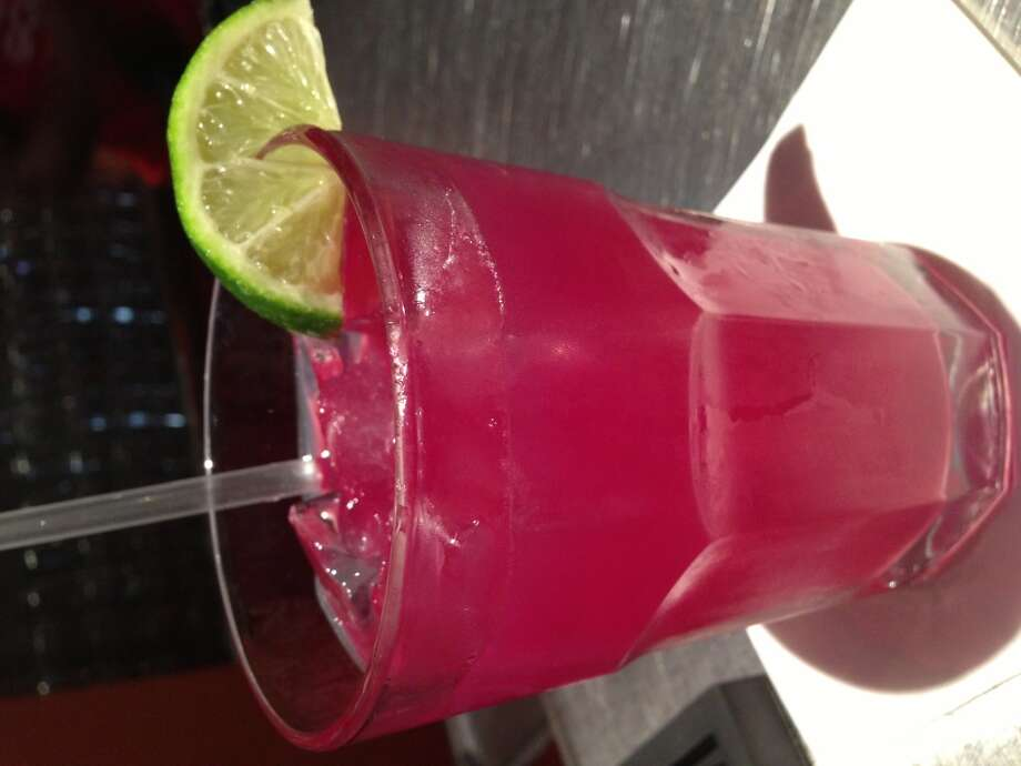 The Cactus Rita is $5.50 during happy hour.