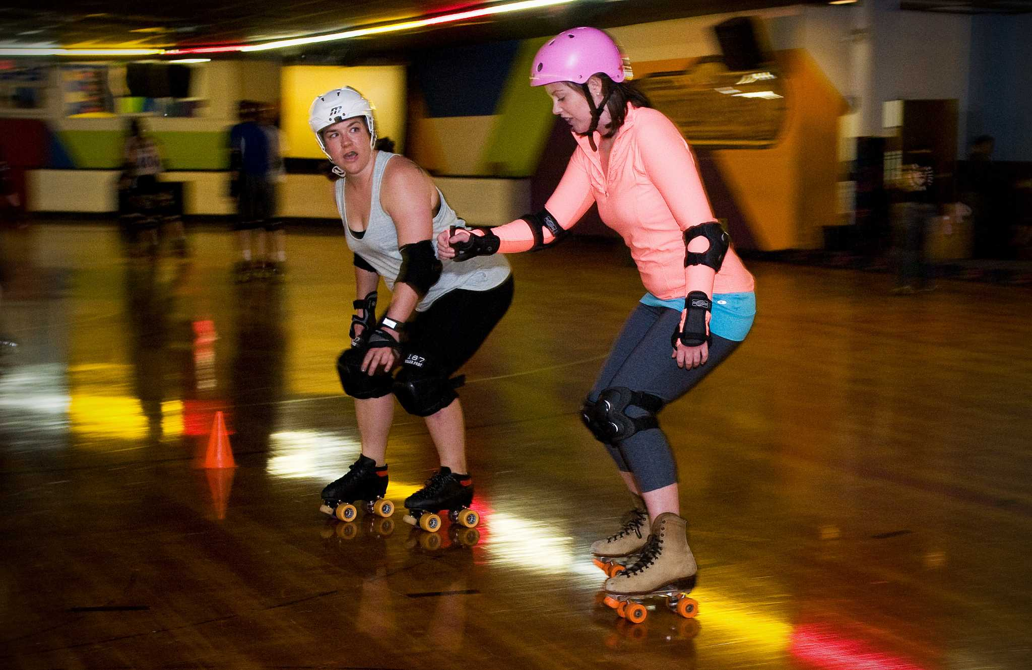 Getting down and derby - NewsTimes