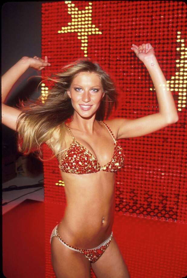 2000: Gisele Bundchen  (Photo by DMIPhoto/FilmMagic) Photo: DMIPhoto, Getty Images / ? Copyright DMI Photo™