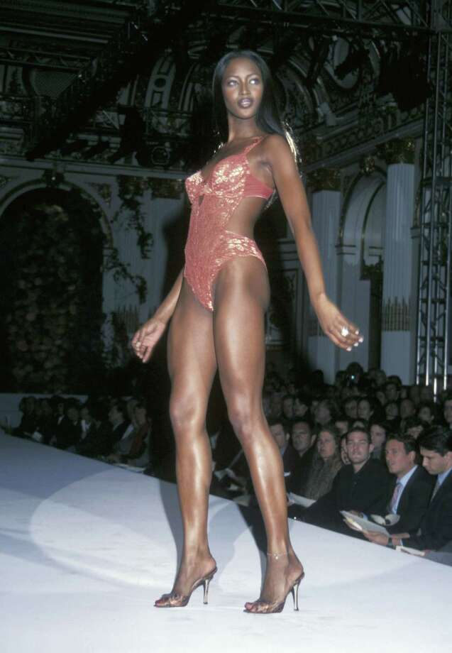 1998: Naomi Campbell (Photo by Ron Galella, Ltd./WireImage) Photo: Ron Galella, Ltd., Getty Images / Ron Galella Collection