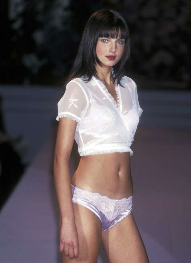 1998: Chandra North attends the Fourth Annual Victoria's Secret Pre-Valentine's Day Fashion Show on February 3, 1998 at The Plaza Hotel in New York City.   (Photo by Ron Galella, Ltd./WireImage) Photo: Ron Galella, Ltd., Getty Images / 1998 Ron Galella, Ltd.