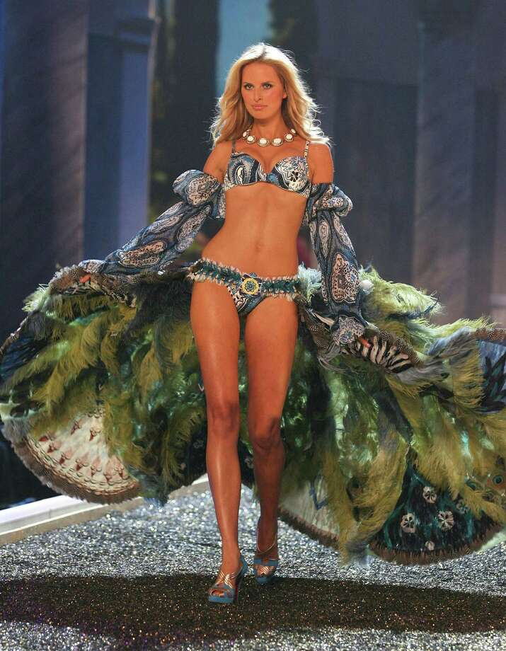 2007: Karolina Kurkova at the 12th Annual Victorias Secret Fashion Show at The Kodak Theatre on November 15, 2007 in Hollywood, Calif.  (Photo by Steve Granitz/WireImage) Photo: Steve Granitz, Getty Images / 2007 Steve Granitz