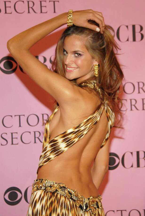 2006: Izabel Goulart (Photo by KMazur/WireImage for Victoria's Secret) Photo: KMazur, Getty Images / WireImage