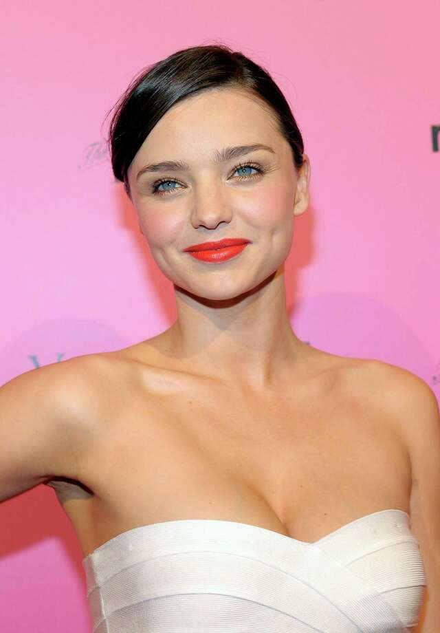 2011: Miranda Kerr attends The Reveal of the What Is Sexy? List celebrated by Victoria's Secret Bombshells at The Beverly on May 12, 2011 in Los Angeles, California. Photo: Getty Images