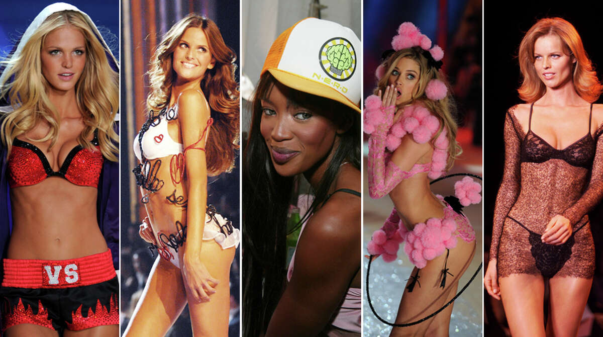 Victoria's Secret has been around over 37 years. Click through for a look back at the best of Vicky's.