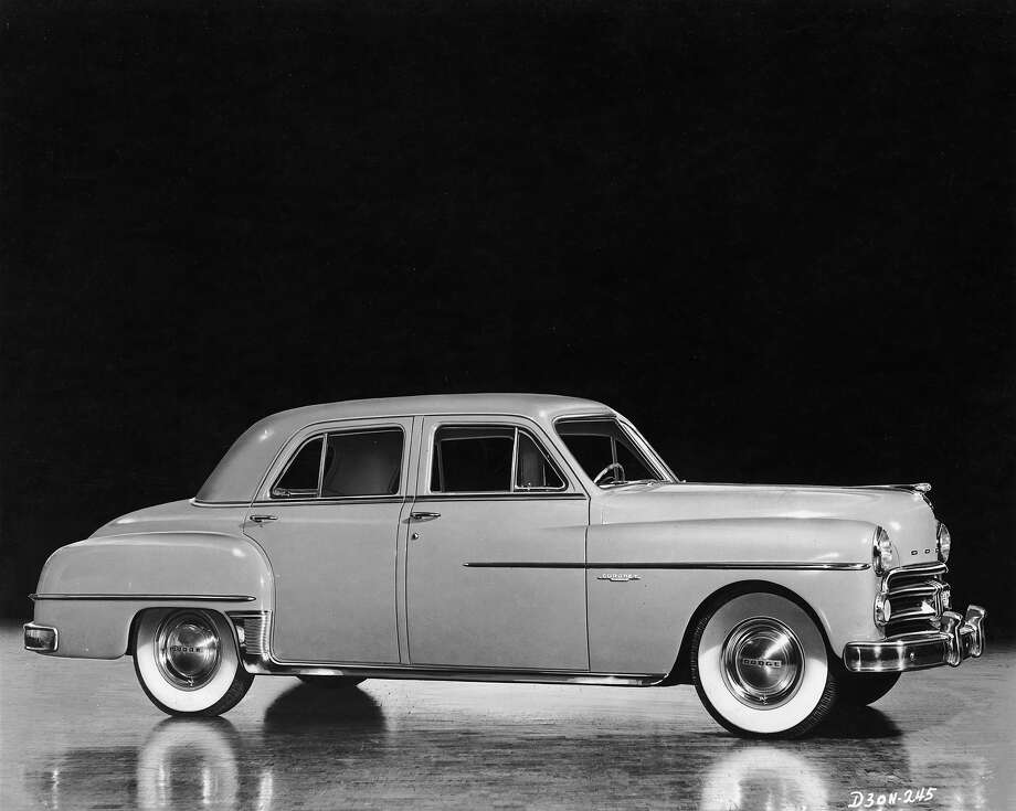 1949: Dodge Coronet four-door sedan Photo: Hulton Archive, Getty Images / Archive Photos