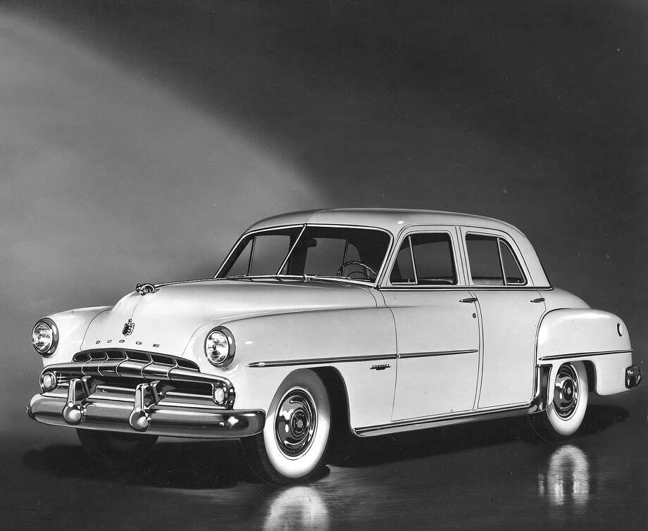 1951: Dodge Coronet four-door sedan Photo: PhotoQuest, Getty Images / Archive Photos