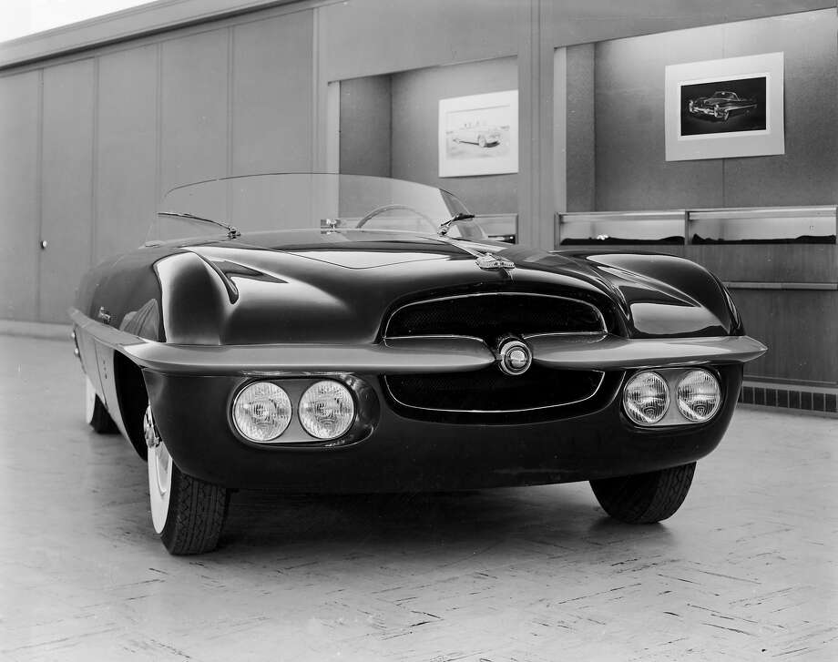 1953: Dodge Firearrow sports car Photo: Getty Images / Archive Photos