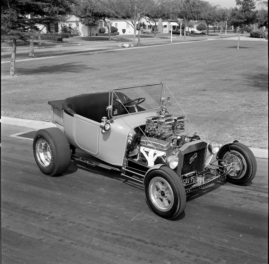 1965: A 1919 Dodge Flathead Roadster Photo: Source Interlink Media, SIM Via Getty Images / Source Interlink Media