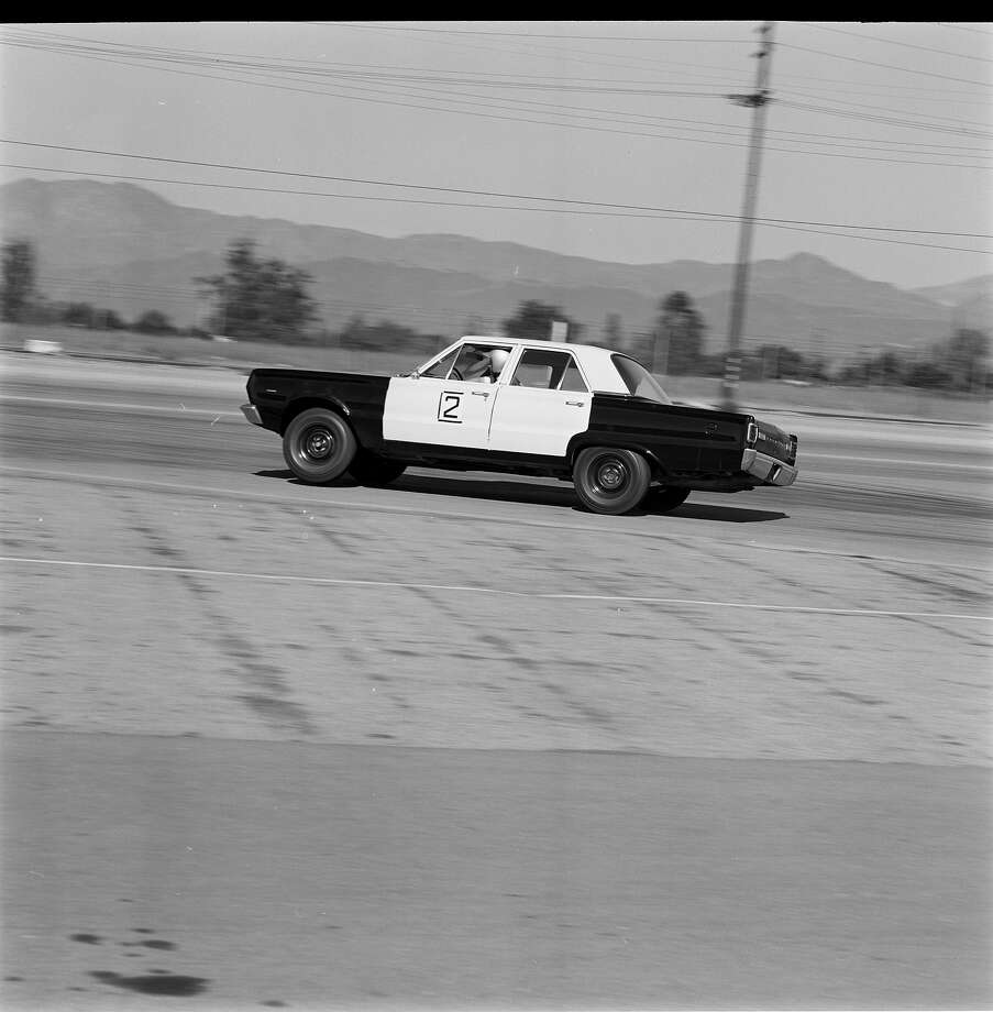 1966: LAPD Dodge Coronet Photo: Source Interlink Media, SIM Via Getty Images / Source Interlink Media
