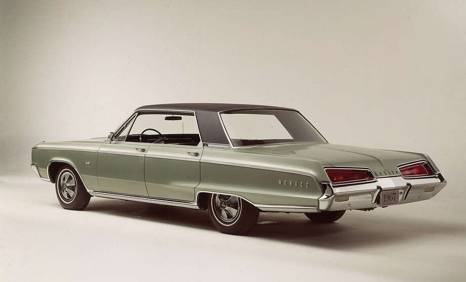 1967:  A 1967 Dodge Monaco 500 Photo: Hulton Archive, Getty Images / Hulton Archive