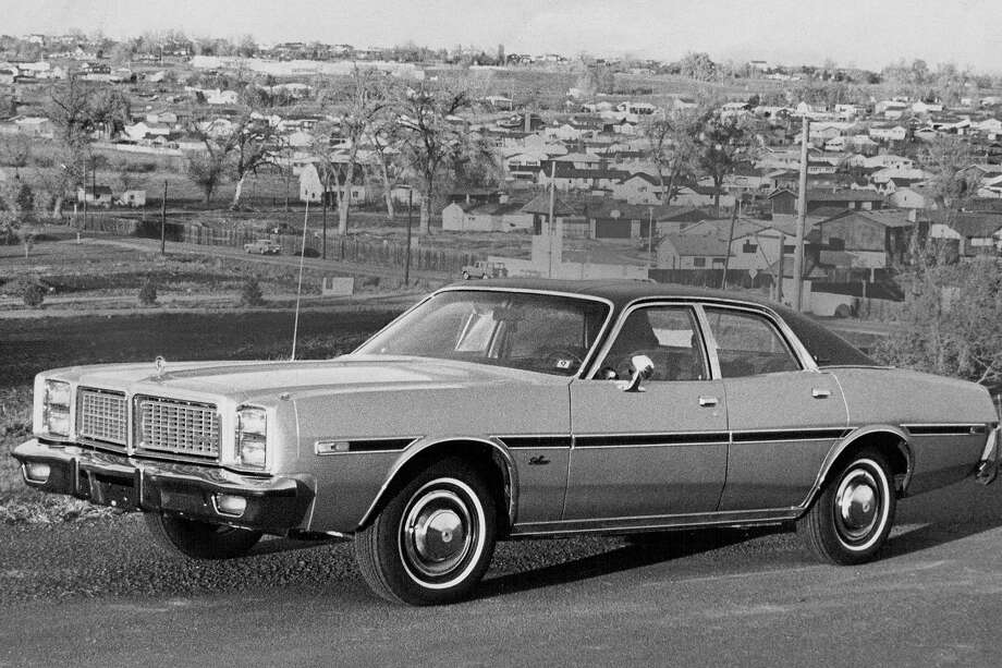 1976: Dodge Monaco Photo: Hugh Jane Jr., Denver Post Via Getty Images / Denver Post