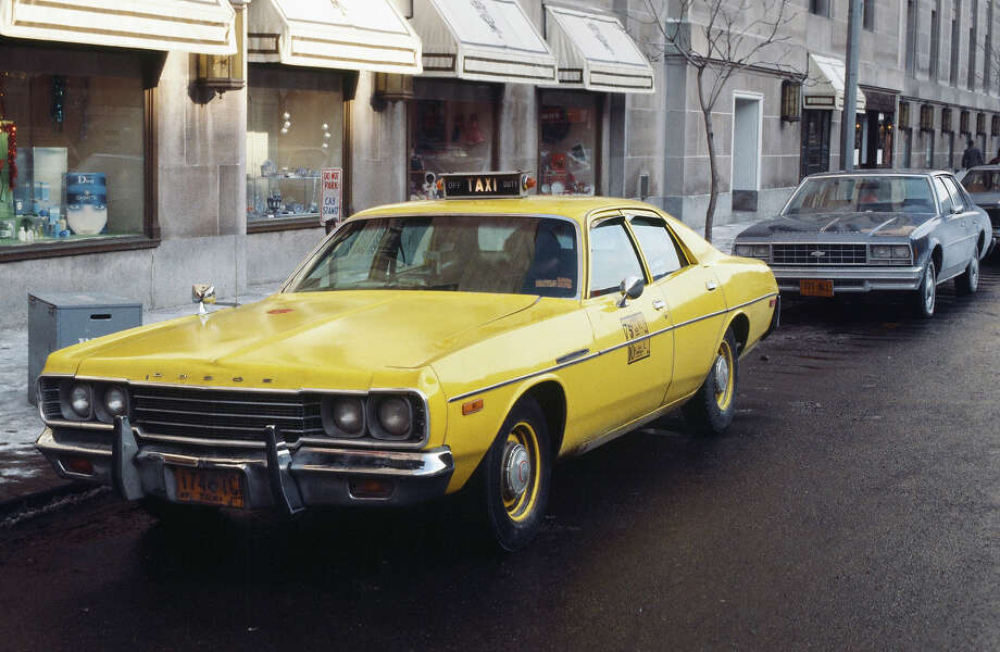 "1978: A Dodge from the television show ""Taxi"" Photo: NBC, NBCU Photo Bank Via Getty Images / 2012 NBCUniversal Media, LLC"