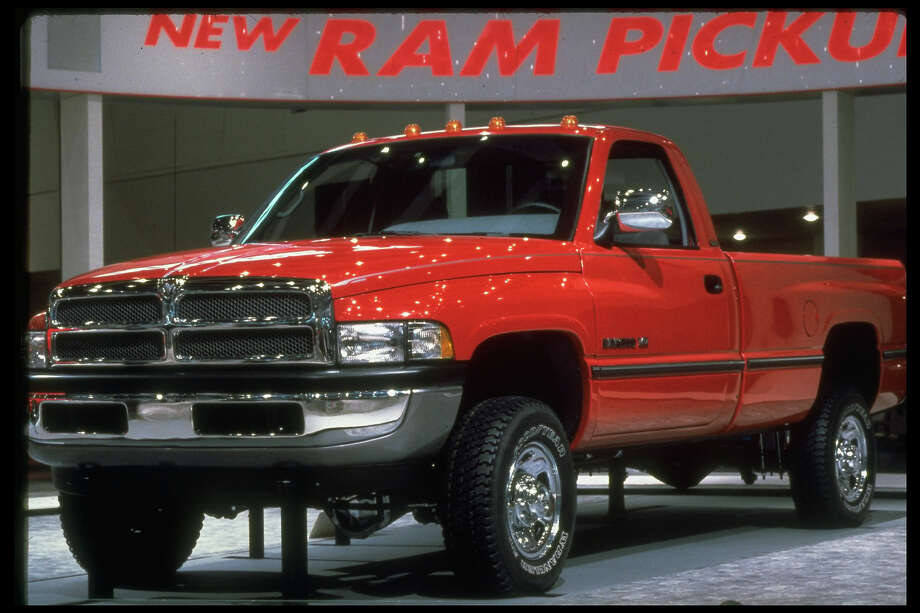 1993: Dodge Ram pickup Photo: Taro Yamasaki, Time & Life Pictures/Getty Image / Taro Yamasaki