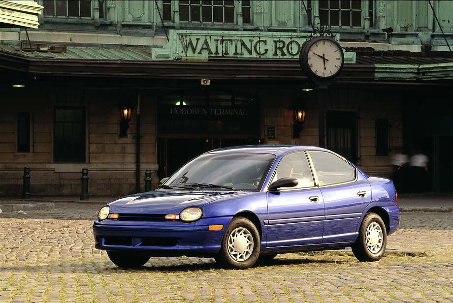 1993: Dodge Neon Photo: John B. Carnett, Popular Science Via Getty Images / Bonnier Corporation