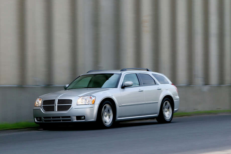 2005: Dodge Magnum station wagon Photo: John B. Carnett, Popular Science Via Getty Images / Bonnier Corporation