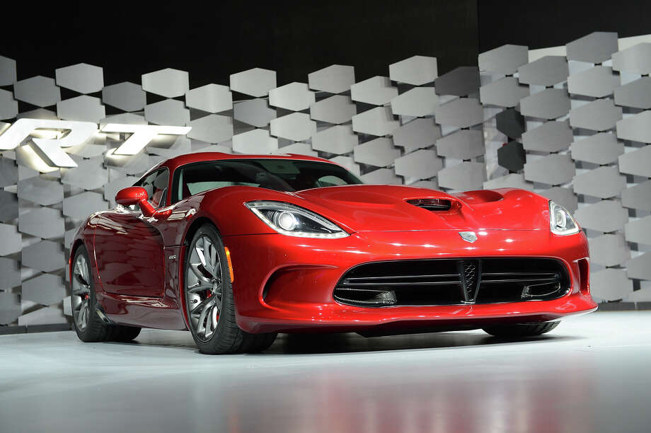 2012: Dodge Viper SRT Photo: STAN HONDA, AFP/Getty Images / 2012 AFP