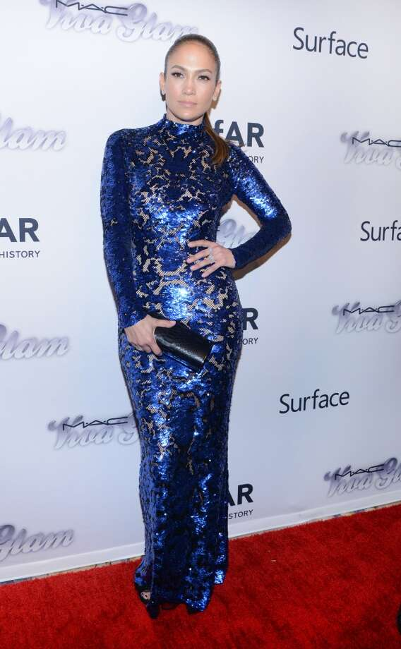 Jennifer Lopez attends the 4th Annual amfAR Inspiration Gala New York at The Plaza Hotel on June 13, 2013 in New York City. (Photo by Michael N. Todaro/FilmMagic)