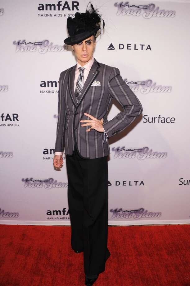 NEW YORK, NY - JUNE 13:  Stylist Patrick McDonald attends the 4th Annual amfAR Inspiration Gala New York at The Plaza Hotel on June 13, 2013 in New York City.  (Photo by Michael Loccisano/Getty Images)