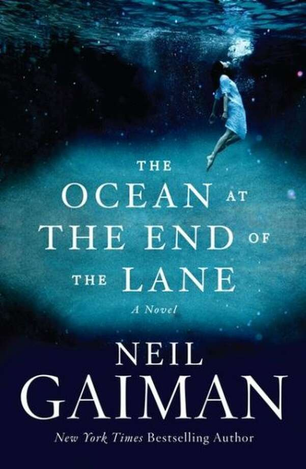 "Neil Gaiman's ""The Ocean at the End of the Lane"" is told by an unnamed protagonist reliving a memory of his 7-year-old self. Photo: Xx"