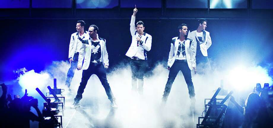 June 27: NKOTB, 98-degrees and Boyz II Men, Toyota Center, Houston.
