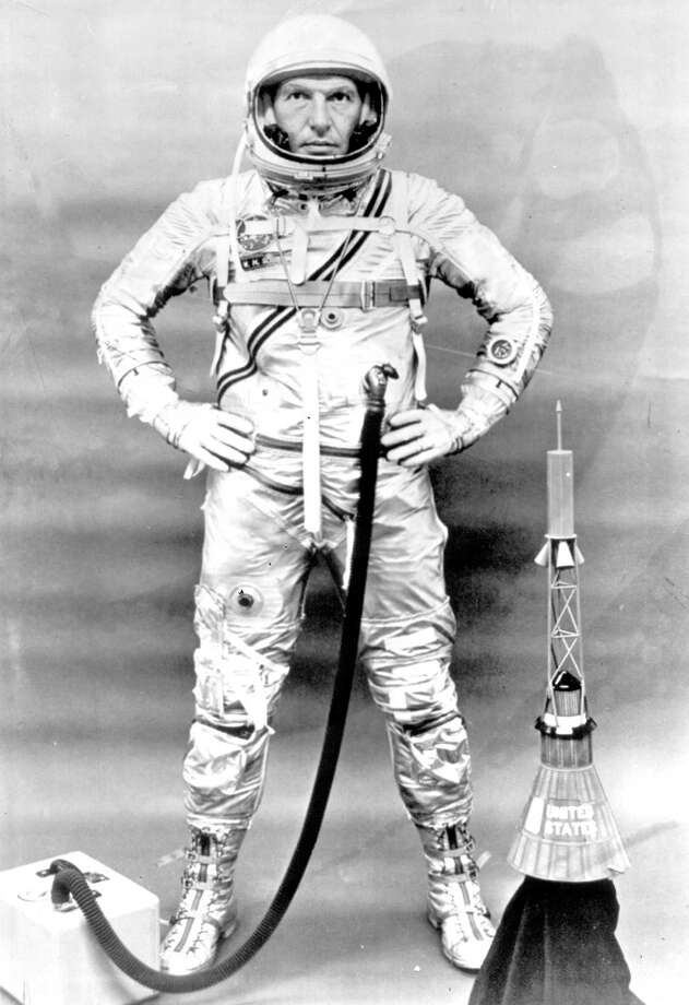 Maybe an Astronaut Hall of Fame, featuring astronauts such as Wally Schirra, could occupy the Dome. / handout