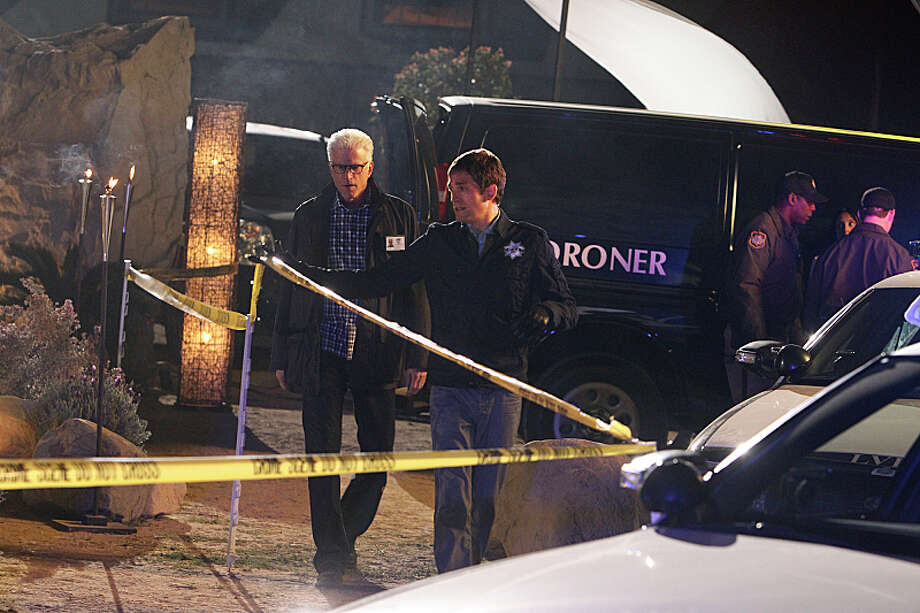 Tied for 24: CSI (CBS) 11.9 million viewers Photo: MONTY BRINTON / �©2013 CBS Broadcasting, Inc. All Rights Reserved.